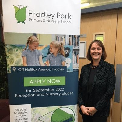 fradley park headteacher